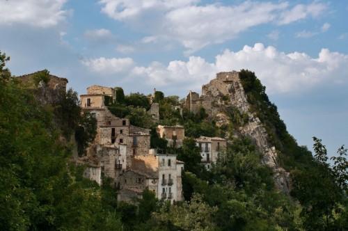 Montebello sul Sangro - Ruderi Fortificazione Montebello sul Sangro