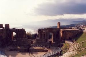 Panorama di Antichi Teatri