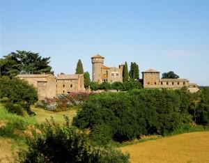 Castello di San Quirico 2