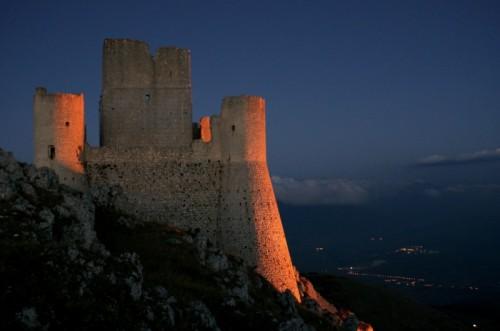 Calascio - Tramonto e Notte Rocca Calascio 14