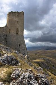 torre del Castello calascio