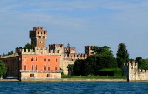 Il castello di Lazise