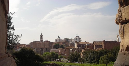 Roma - Antiche meraviglie, Foro Romano