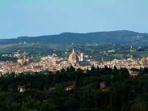 Veduta di Firenze da Fiesole