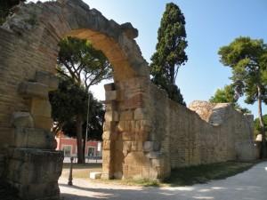 Vestigia dell'antica Roma