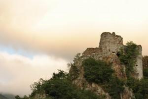 Ruderi del castello Pallavicini