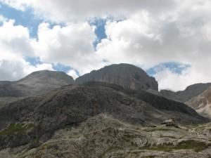 Rifugio Antermoia 2497 s.l.m.