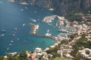 Confusione a Capri