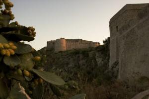 Il castello in cornice