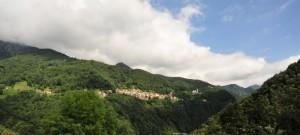 Panorama di Massiola
