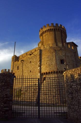 Nerola - Castello Orsini - La Torre