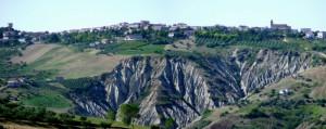 I Calanchi di Mutignano.