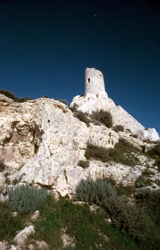 Cagliari - La torre di S. Elia