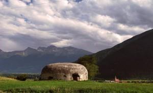 il bunker di Clusio