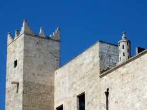 Particolare Torre, Castello Risolo