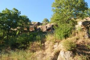 Necropli Etrusca - Norchia