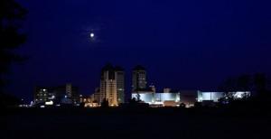 Le Twin Towers di Vimercate dominano il panorama della Brianza