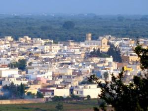 Panorama dalla Serra