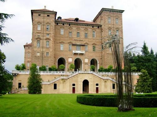 Agliè - la residenza di Elisa