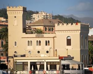 Pegli Il castello Miramare
