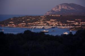 Panorama di Portisco