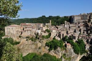 Sorano - GR (Panorama)