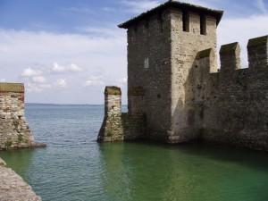 Castello nell'acqua