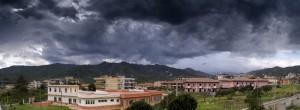 Tempesta su Gaggi