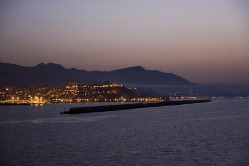 Termini Imerese - Il molo e la città