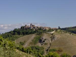 Casahirta, ovvero il borgo di Casertavecchia