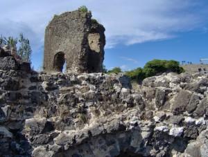 Torre d'avvistamento del castello di Casertavecchia