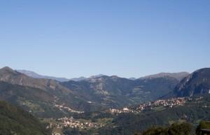 Algua e Rigosa in val Serina