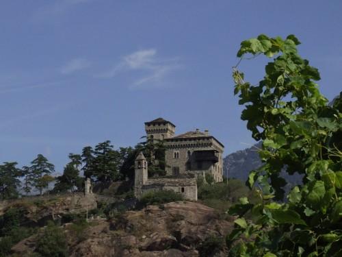 Settimo Vittone - Castello di Montestrutto