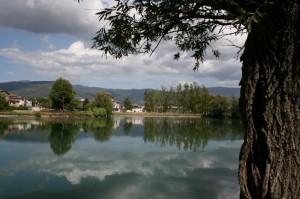serenità al laghetto