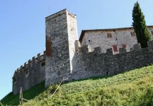 Castello di Rive d'Arcano Superiore
