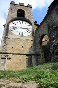 Accesso alla Rocca