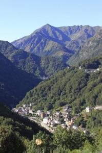Fobello e alcune frazioni, Campelli e Santa Maria, Val Mastallone, Val Sesia, Piemonte