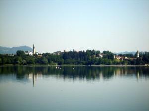 gita sul lago di Pusiano