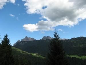 Pomeriggio fra i monti
