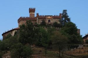 Il castello sul colle.