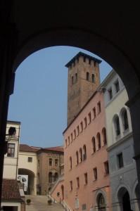 Padova e la torre civica