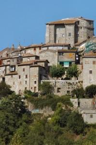 Il castello di Ornaro Alto