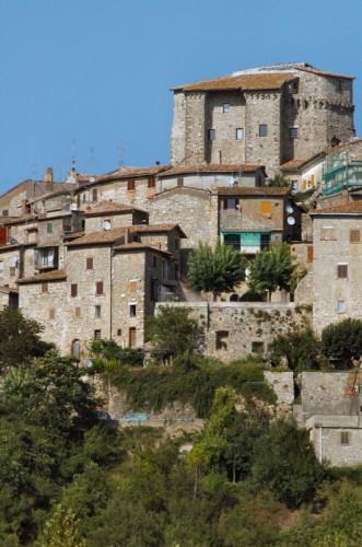 Torricella in Sabina - Il castello di Ornaro Alto