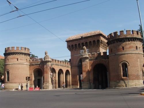 Bologna il cassero di porta saragozza - Piazza di porta saragozza bologna ...