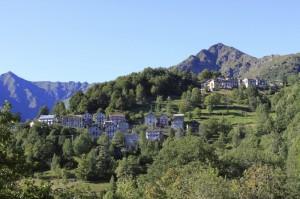 Fobello frazioni Costa e Belvedere, Val Mastallone, Val Sesia, Piemonte