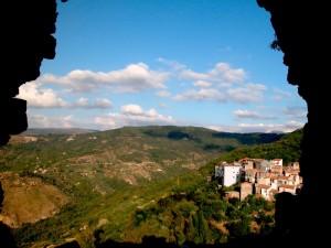 Dalla finestra del Castello