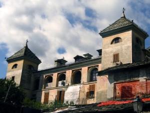 castello dei conti Francesetti
