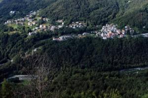 Traves e frazione Villa