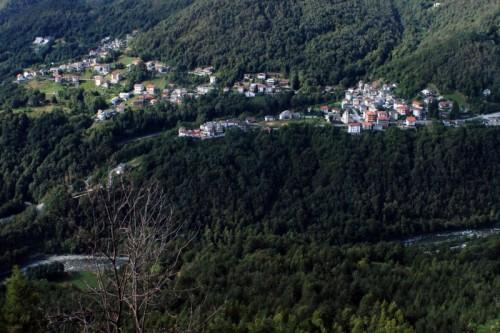 Traves - Traves e frazione Villa