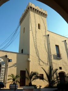 Torre del Castello di Taurisano